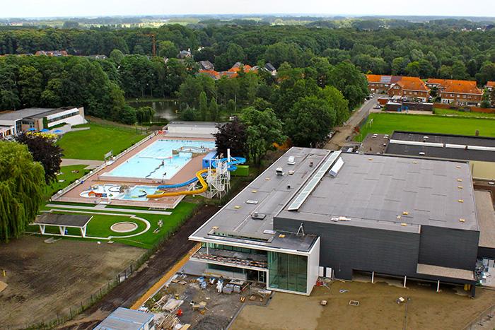 Centre sportif et r cr atif de warande for Centre sportif cote des neiges piscine